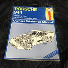 Porsche 944 Haynes Manual