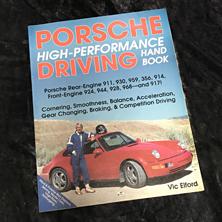 Porsche High Performance Drivi